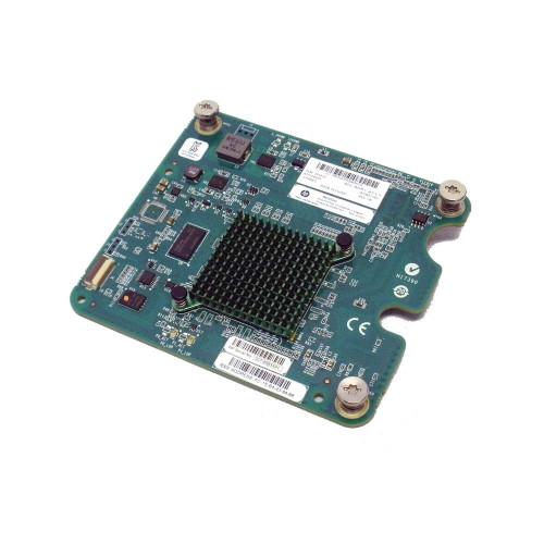 HP 610724-001 610609-B21 BLc NC552M FLEX-10GBE Dual Port Adapter via Flagship Tech