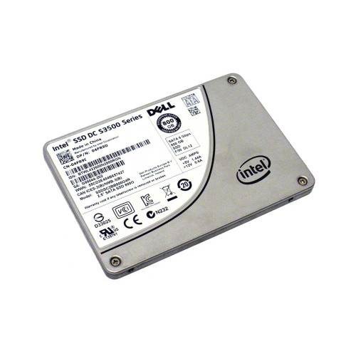 Dell 4FR9D Solid State Drive 800Gb Sata 2.5in