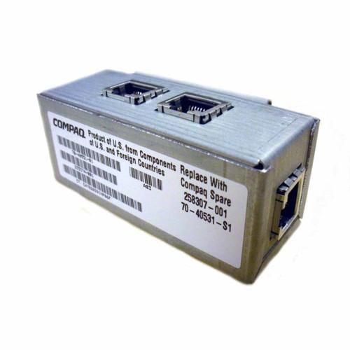 HP Compaq 258307-001 233374-001 Shelf ID Expander EVA3000 EVA5000