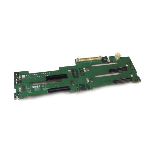 Dell H6170 4x 3.5 Sas Backplane Board WM766 via Flagship Tech