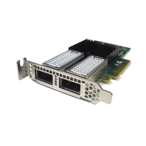 Dell M9NW6 Mellanox Cx324a 2-Ports 40Gbps QSFP+ Pci Express Network Adapter