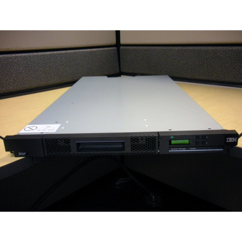 IBM 3572-S6R TS2900 Tape Autoloader Ultrium 6 LTO6 Half Height SAS Tape Drive