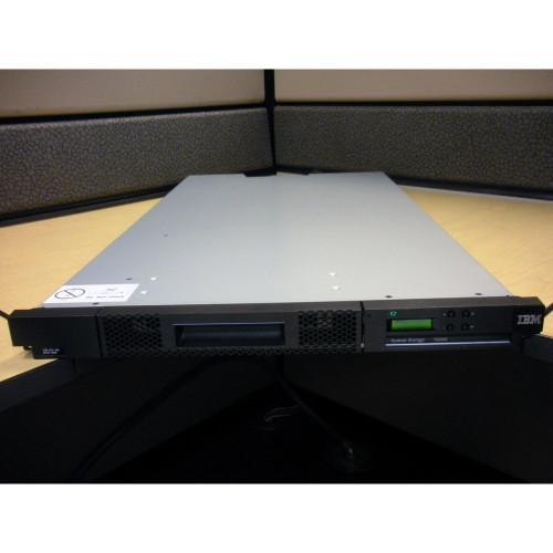 IBM 3572-S8R TS2900 Tape Autoloader Ultrium 8 LTO8 Half Height SAS Tape Drive