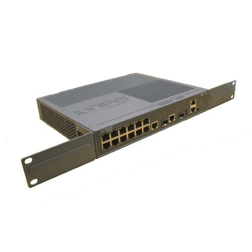 Juniper EX2200-C-12P-2G 12-Port 10/100/1000BASE-T PoE+ Compact Switch