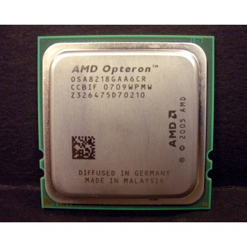 HP 419540-001 AMD Opteron 8218 Dual Core 2.6GHz Processor via Flagship Tech