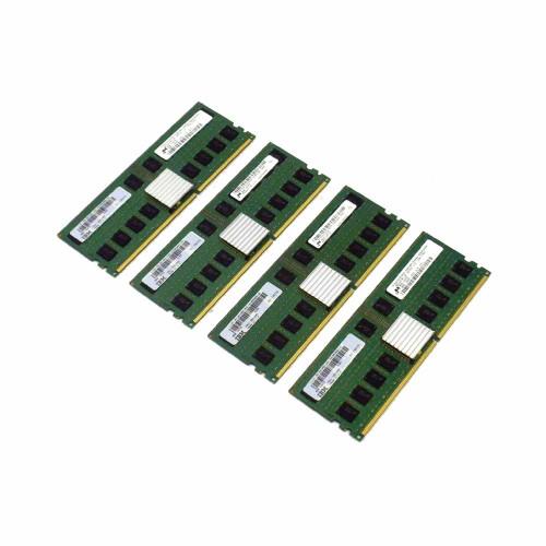 IBM 5696 Memory 5696-820x 0/32gb 4x8gb Ddr2 400Mhz Dimms