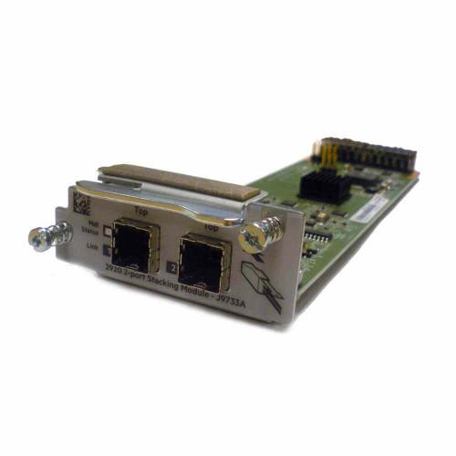 HP J9733A ProCurve 2 Port Stacking Module