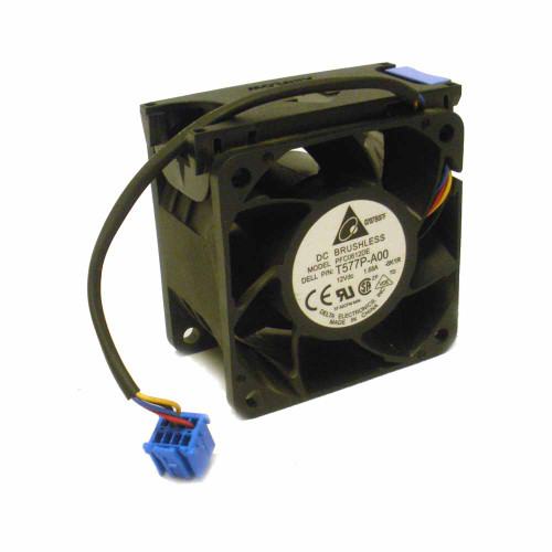 Dell RMHH1 12V DC Cooling Fan T577P-A00