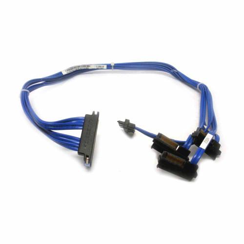 Dell NJ056 PowerEdge 1900 4 Drop SAS Cable