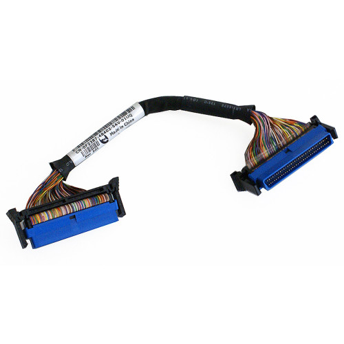 """Dell F2387 6.5"""" SCSI Backplane Cable for PowerEdge 2800 Server"""