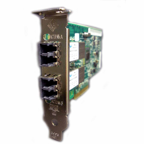 Sun 371-0904 X7281A-2 Dual Gigabit Ethernet Fiber PCIe Adapter