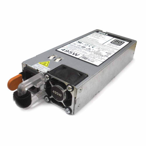 Dell 13MD5 495-Watts Power Supply for PowerEdge R720 and R620