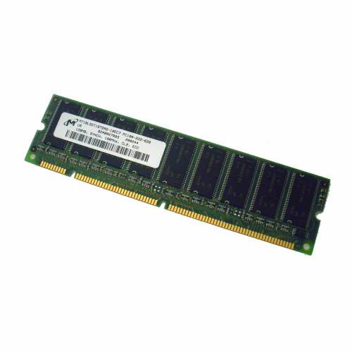 Dell G5555 128mb 100mhz Pc100 Ddr Sdram 168pin Ecc Registered Memory