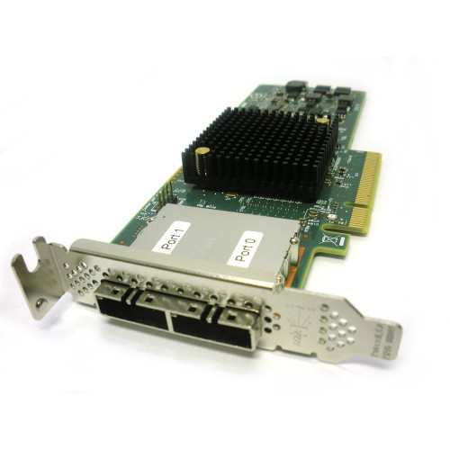 LSI SAS9207-8e Host Bus Adapter