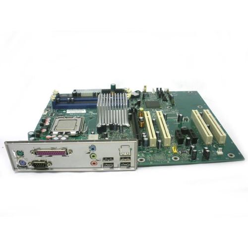 Intel C64008-304 Motherboard with P4 3.4GHz Proc D915GEV D915PC4 D915GRF
