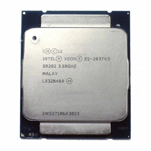 Intel SR202 Xeon E5-2637 v3 3.5GHz 4× 256 KiB 135w 4-Core CPU/Processor