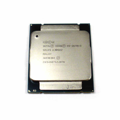 Intel SR1XS Processor 12-Core Xeon E5-2670 v3 2.3 GHz