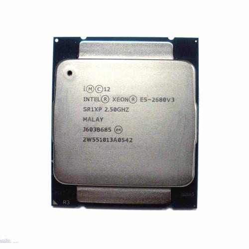 Intel SR1XP Processor CPU 12-Core Xeon E5-2680 v3 2.5GHz