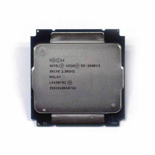 Intel SR1XE CPU 16-Core Xeon E5-2698 v3 2.3 GHz