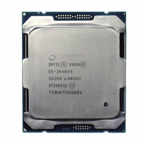 Intel SR2NZ Processor 10-Core Xeon E5-2640 v4 2.4 GHz