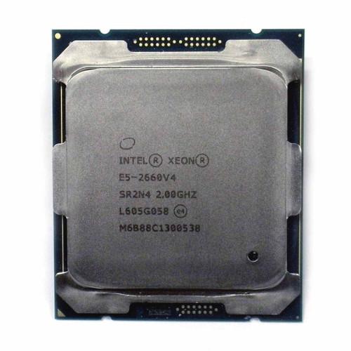 Intel SR2N4 Processor 14-Core Xeon E5-2660 v4 2.0 GHz
