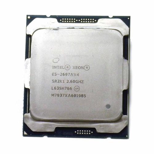 Intel SR2K1 Xeon E5-2697A v4 2.6 GHz 16x256 KiB 145 W