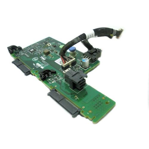 Dell NHDXG 2.5in 2-Bay Rear HDD Backplane