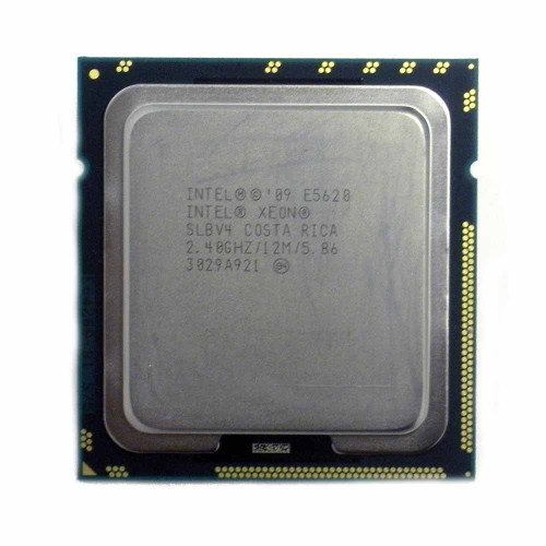 Intel SLBV4 Processor 4-Core Xeon E5620 2.4GHZ