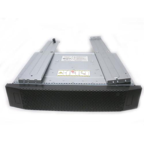 VNXB6GSDAE25 EMC VNXB 2U 25x2.5in 6G SAS SSD DAE Disk Array Enclosure front