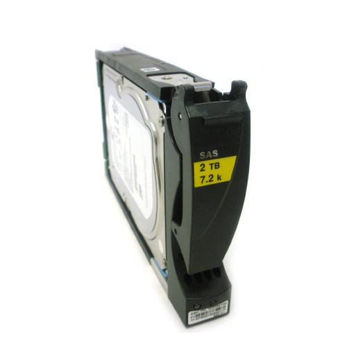 V4-VS07-020 005050140 EMC VNX 2TB 7.2K 6G 3.5in NL SAS Hard Drive