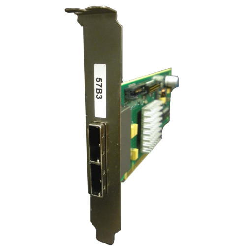 IBM 57B3 44V4852 5901 PCIe Dual -x4 SAS Adapter Card