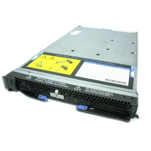 IBM 7871-AC1 BladeCenter Blade Server