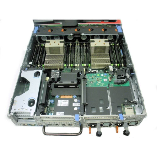 Dell PowerEdge R730XD 12x3.5 - RSA Branded Chassis