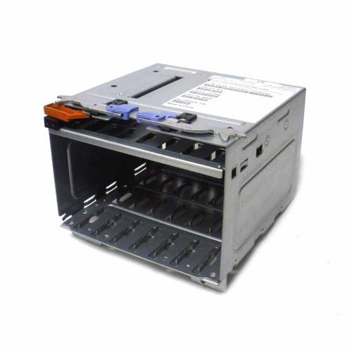 IBM 00E1078 8-Slot SAS 2.5in DASD Backplane