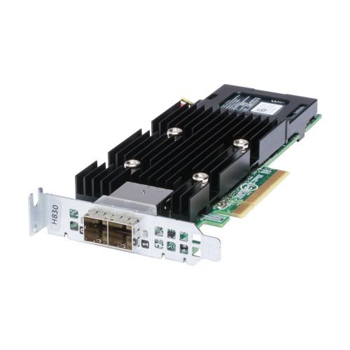 Dell NR5PC H830 PERC 2GB 12G PCI Raid Controller Card