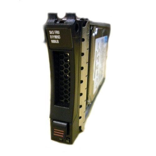 IBM 81Y9918 Hard Drive 900GB 10K SAS 2.5in