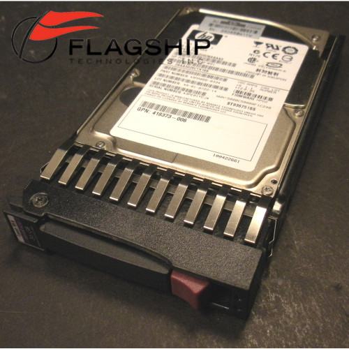 HP 431933-B21 432322-001 36GB 15K 3G SAS SP SFF Hard Drive