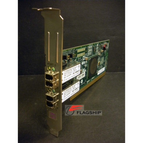 IBM 42D0407 42D0408 Emulex 4Gb Dual Port FC PCI-x HBA