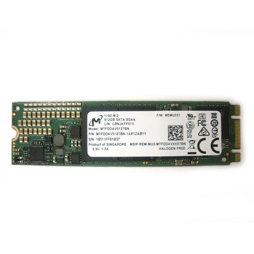 Micron MTFDDAV512TBN 512GB Solid State Drive M.2 SATA