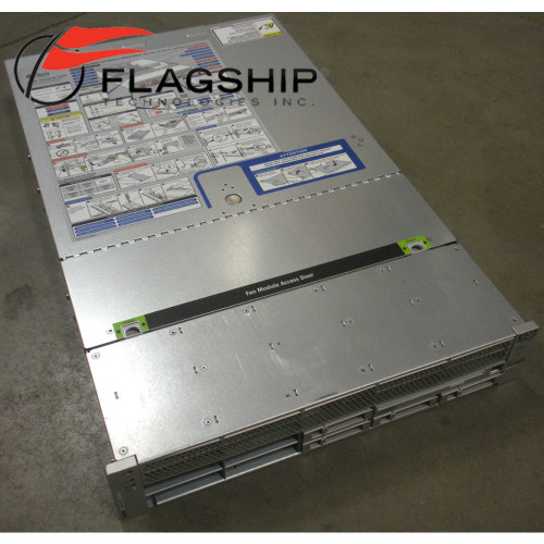 Sun T5240 2x 4 Core 1.2GHz, 16GB Memory, 2x 146GB HDD