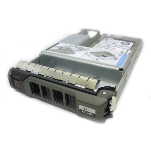 Dell P6GJX Hard Drive 600Gb 10k Sas 2.5in 12Gbps 128Mb Buffer 512n Hot-plug