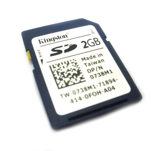 Dell 738M1 2GB SD Card