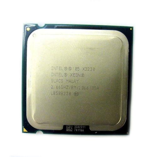 Intel SLACS Processor CPU Xeon X3230 Quad Core 2.66GHz 8MB