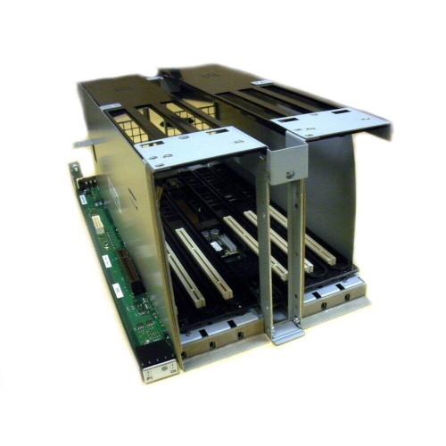 IBM 10N7677 I/O Backplane Cage Assembly 6x PCI-X Slots CCIN 520C, FC 5796