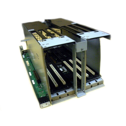 IBM 10N9005 I/O Backplane Cage Assembly 6x PCI-X Slots CCIN 520C, FC 5796