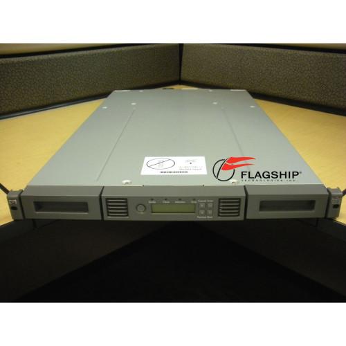 HP AJ816A StorageWorks 1/8 G2 LTO-4 U1760 SCSI Tape Library Autoloader 8 Slot