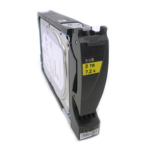 EMC 118033059 2TB 7.2K SAS 3.5in 6Gbps
