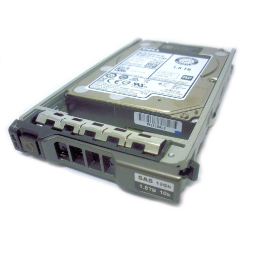 Dell FDDG4 Hard Drive 1.8TB 10K SAS 2.5in