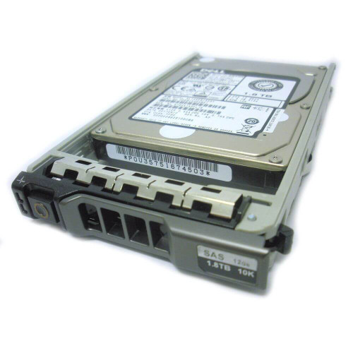 Dell 2TRM4 Hard drive 1.8TB 10K SAS 2.5in 12Gbps Hot-Plug