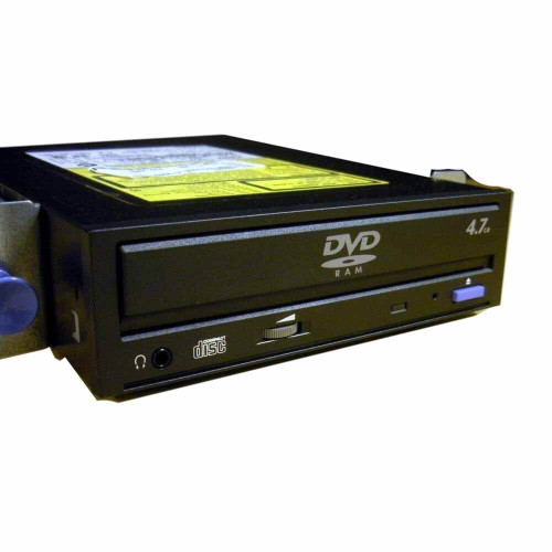 IBM 97P5716 4.7GB DVD-RAM Drive Black
